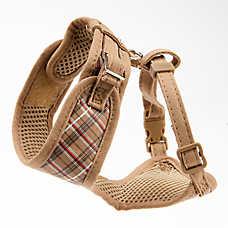 Top Paw® Plaid Dog Harness