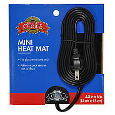 Grreat Choice® Terrarium Heat Mat