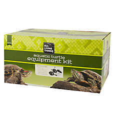 All Living Things® Aquatic Turtle Equipment Kit