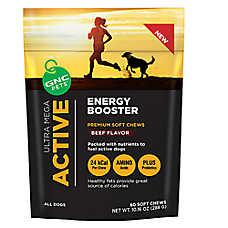 GNC Ultra Mega High Calorie Booster Soft Dog Chew
