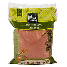 All Living Things® Premium Reptile Calcium Sand