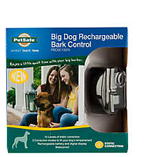 PetSafe® Big Dog Rechargeable Bark Control Dog Collar