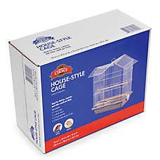Grreat Choice® House Style Bird Cage