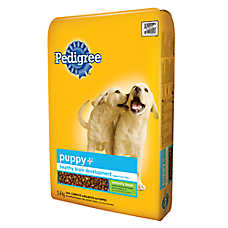 PEDIGREE® puppy+ brain development Puppy Food