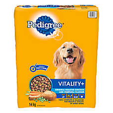 PEDIGREE® vitality+ Adult Dog Food