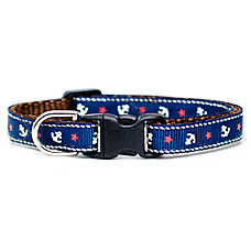 "Sweet Pickles ""The Skipper"" Breakaway Cat Collar"