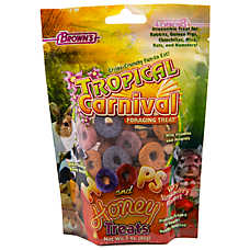 Tropical Carnival Hoops & Honey Treats