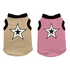 Hip Doggie Super Star Sweater Vest
