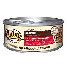 NUTRO® NATURAL CHOICE® Sliced Adult Cat Food