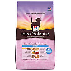 Hill's® Ideal Balance™ Kitten Food - Natural, Chicken & Brown Rice