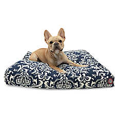 Majestic Pet French Quarter Rectangle Pet Bed