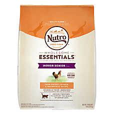 NUTRO® NATURAL CHOICE® Indoor Senior Cat Food