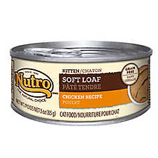 NUTRO® NATURAL CHOICE® Soft Loaf Kitten Food