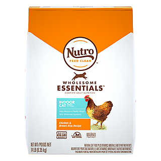 NUTRO™ Indoor Adult Cat Food