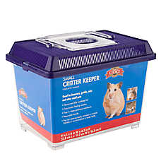 Grreat Choice® Critter Keeper Small Animal Home