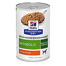 Hill's® Prescription Diet® Metabolic Advanced Weight Solution Dog Food
