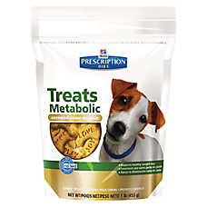 Hill's® Prescription Diet® Canine Metabolic Advanced Weight Solution Treats