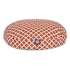 Majestic Pet Bamboo Round Pet Bed