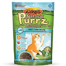 Zuke's Natural Purrz Soft Cat Treat