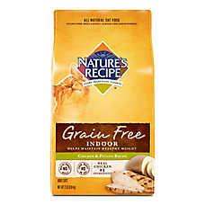 Nature's Recipe® Hairball Control Indoor Adult Cat Food