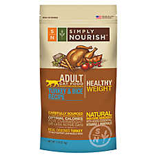 Simply Nourish™ Healthy Weight Adult Cat Food