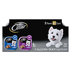 Cesar® Savory Delights™ Small Dog Food - Variety Pack