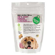 GNC Pets® Ultra Mega Hip & Joint Health Dog Supplement