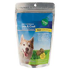 GNC Pets® Naturals Skin & Coat Dog Supplement