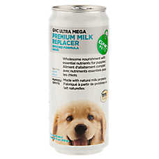 GNC Pets® Ultra Mega Milk Replacer Puppy Supplement