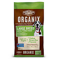 ORGANIX® Large Breed Adult Dog Food
