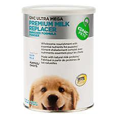 GNC Pets® Ultra Mega Premium Milk Replacer Puppy Supplement