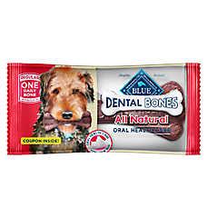 BLUE™ Bones Regular Chew Dog Bone