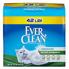 Ever Clean® Extra Strength Unscented Cat Litter
