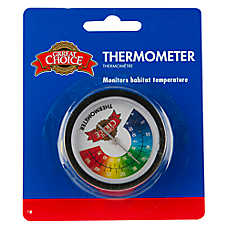 Grreat Choice® Pet Habitat Thermometer