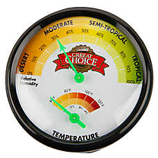 Grreat Choice® Analog Thermometer & Hygrometer