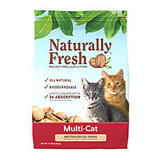 BLUE Naturally Fresh® Multi-Cat Clumping Natural Cat Litter