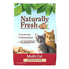 BLUE Naturally Fresh® Multi-Cat Clumping Natural Cat Litter