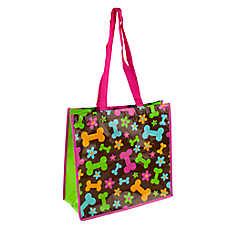 PetSmart Bone & Flower Recycled Pet Bag