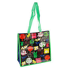 PetSmart Cat & Mouse Recycled Pet Bag