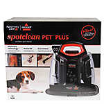Bissell® Spotclean Pet Plus Portable Spot Cleaner