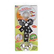 Sievers Pet Care Potty Time Chimes & The Perfect Potty Training Solution DVD