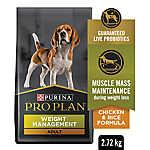 Purina® Pro Plan® Focus Weight Management Adult Dog Food