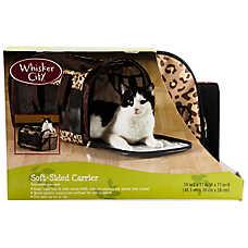 Whisker City® Soft Sided Carrier