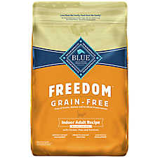 BLUE Freedom® Grain Free Chicken Indoor Weight Control Cat Food