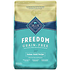 BLUE Freedom® Grain Free Fish Indoor Cat Food