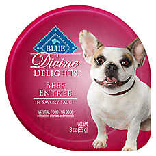 BLUE Divine Delights™ Small Breed Adult Dog Food