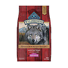 BLUE Wilderness® Rocky Mountain Recipe™ Grain Free Small Breed Adult Dog Food