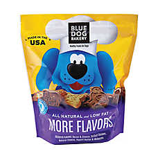 Blue Dog Bakery More Flavors Dog Treat
