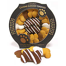 Claudia's Canine Cuisine Dog Cookie