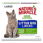 NATURE'S MIRACLE™ Odor Control Litter Box Liner